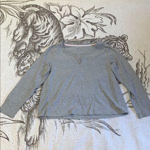Other - V neck pajama top